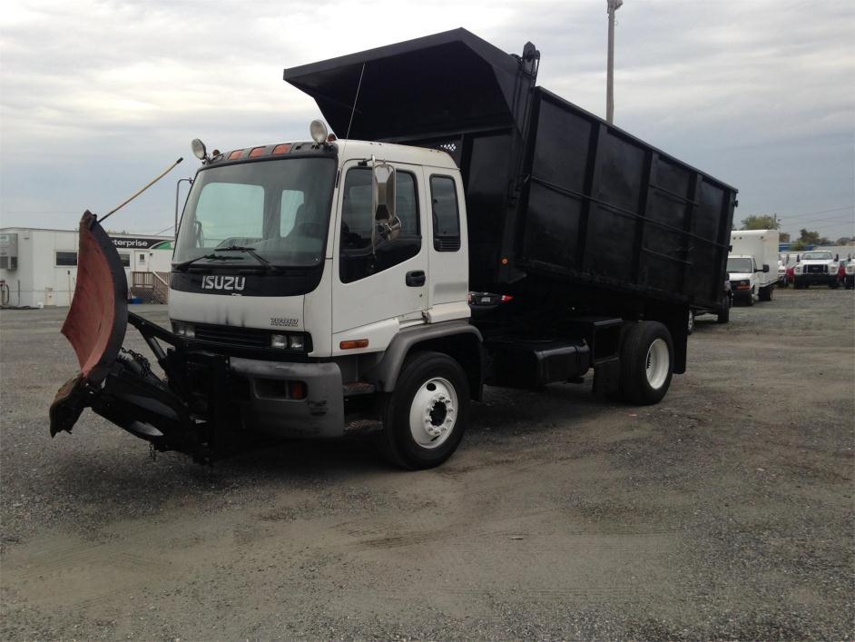 2002 Isuzu Fvr Dump Truck