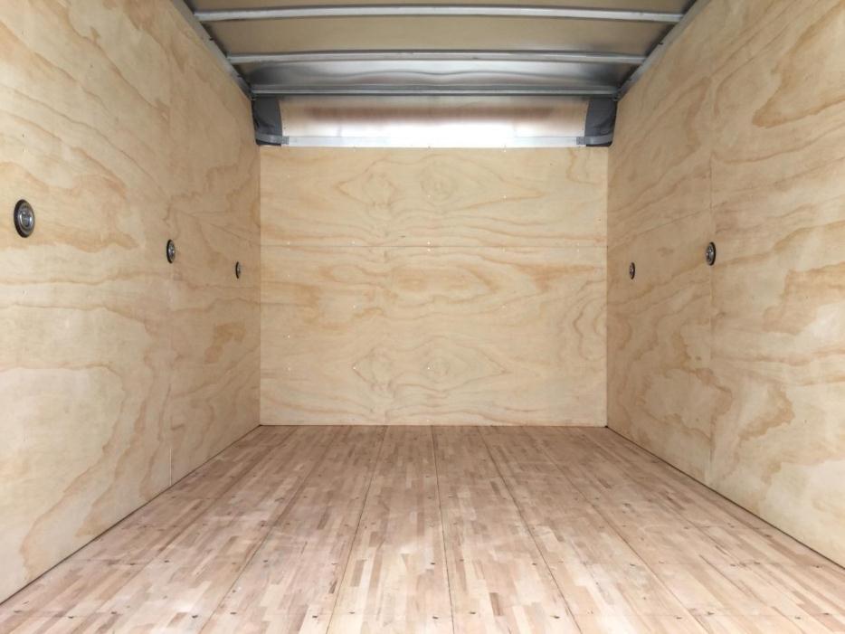 2015 Isuzu Npr Hd Efi Dry Van