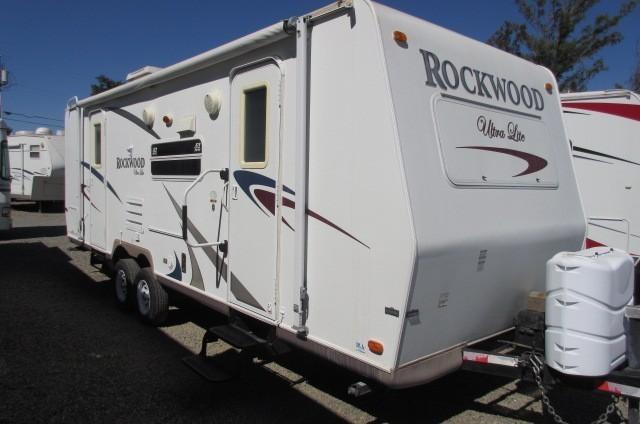 Forest River Rockwood Ultra Lite 2603 Rvs For Sale