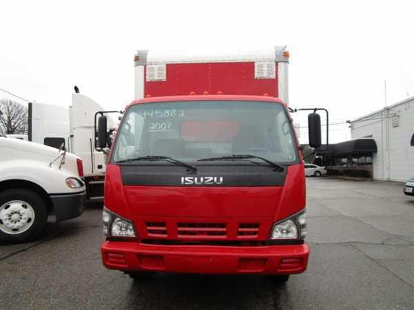 2007 Isuzu Npr Hd  Box Truck - Straight Truck