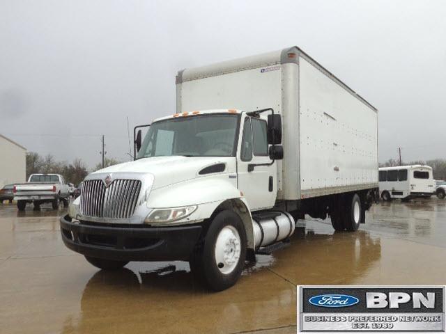 2009 International 4300 Box Truck - Straight Truck