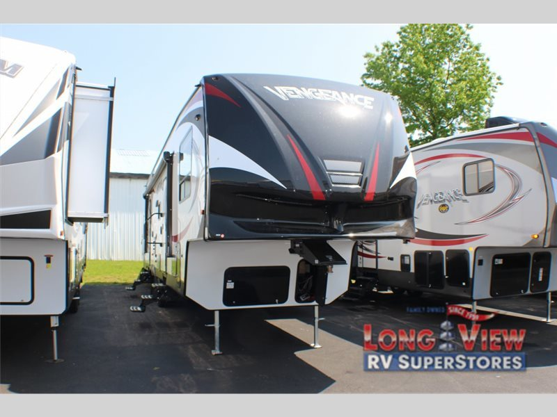 2017 Forest River Rv Vengeance Super Sport 311A13