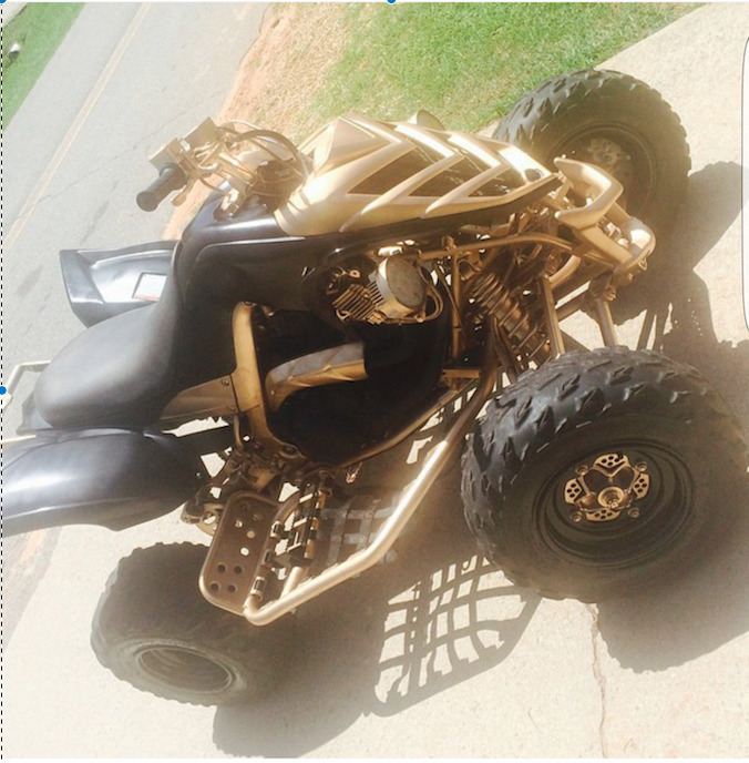 Yamaha Raptor 700 Motorcycles For Sale In Milledgeville