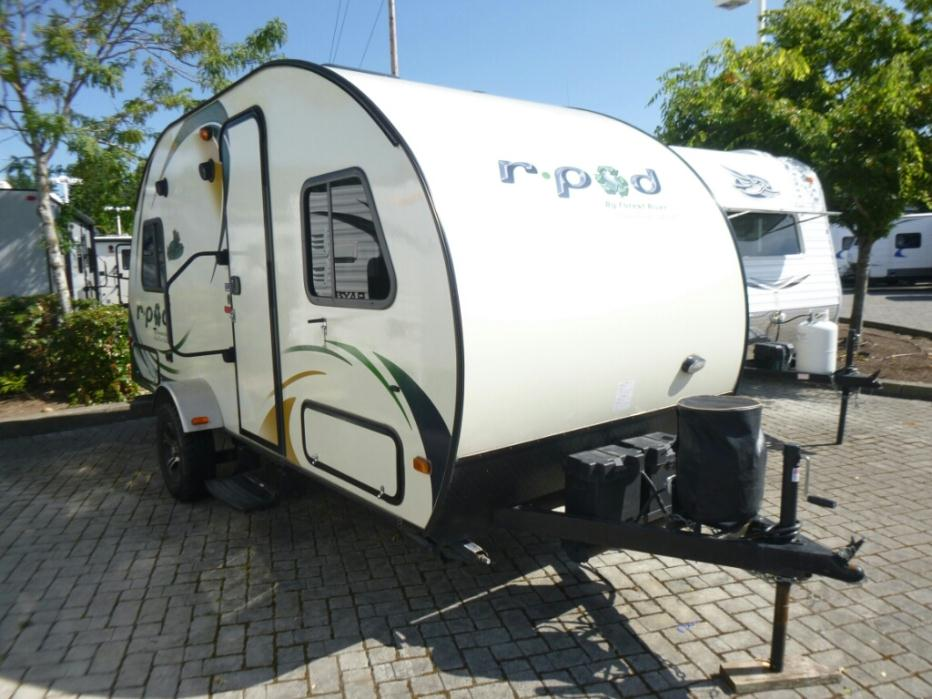 2014 Forest River R-POD RP178