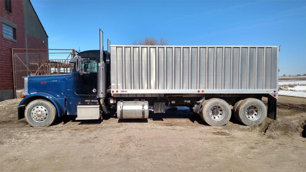 1999 Peterbilt 379exhd Farm Truck - Grain Truck