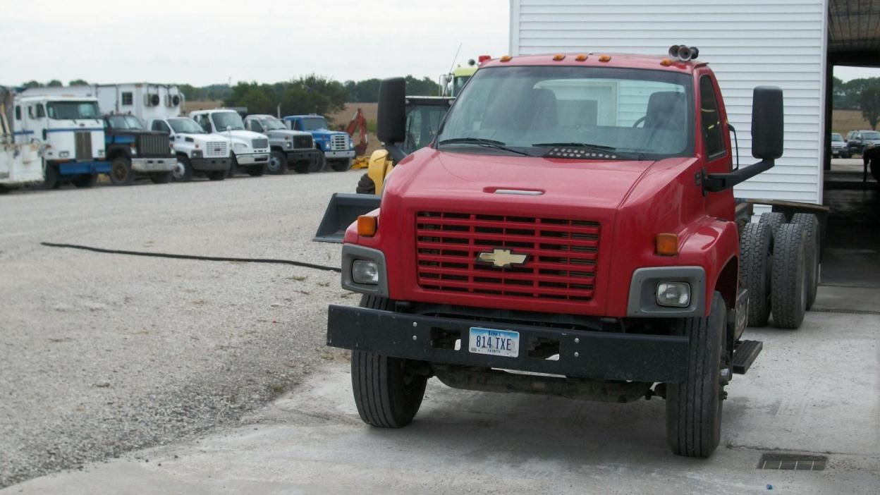 mk gmc portland trucks mechanic used vehicles in or utility topkick ml for buysellsearch on sale service