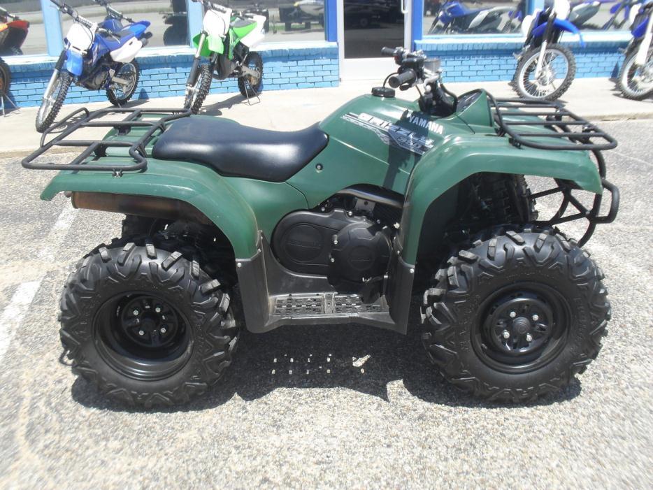 2014 Yamaha GRIZZLY 350 AUTO 4X4