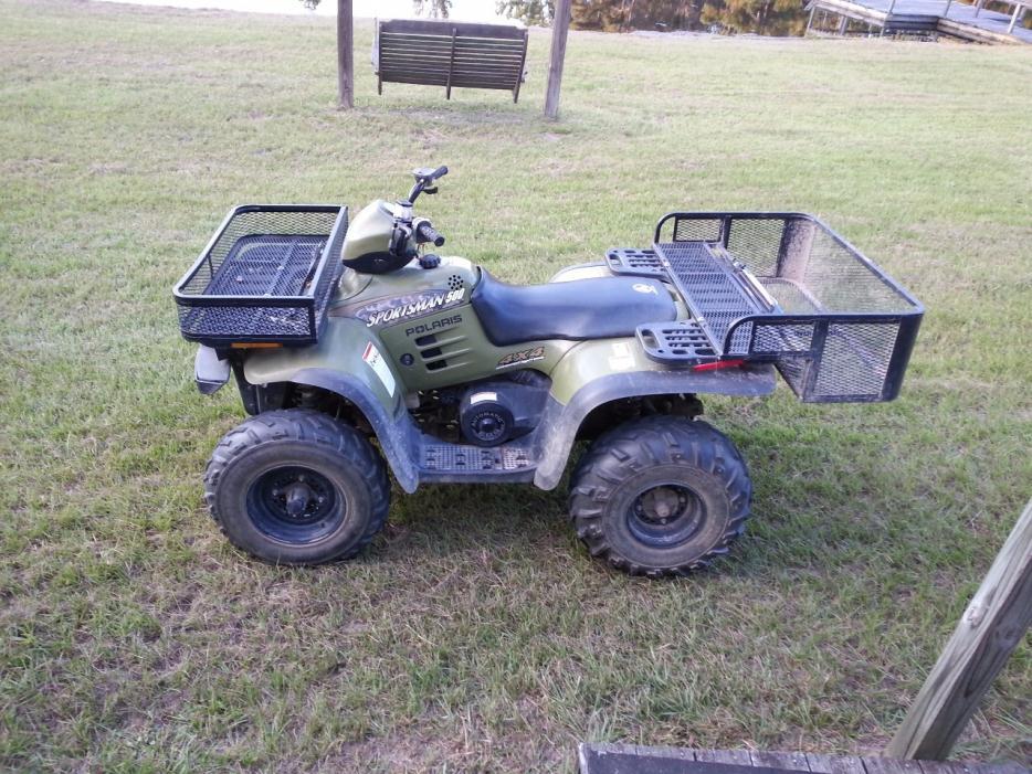 1999 Polaris 500 4X4