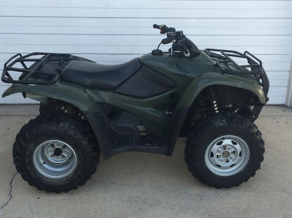 2011 honda rancher 420 4x4 motorcycles for sale for Honda 420 rancher for sale