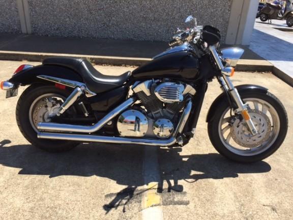 Honda vtx1300 motorcycles for sale in dallas texas for Honda motorcycle dealer dallas