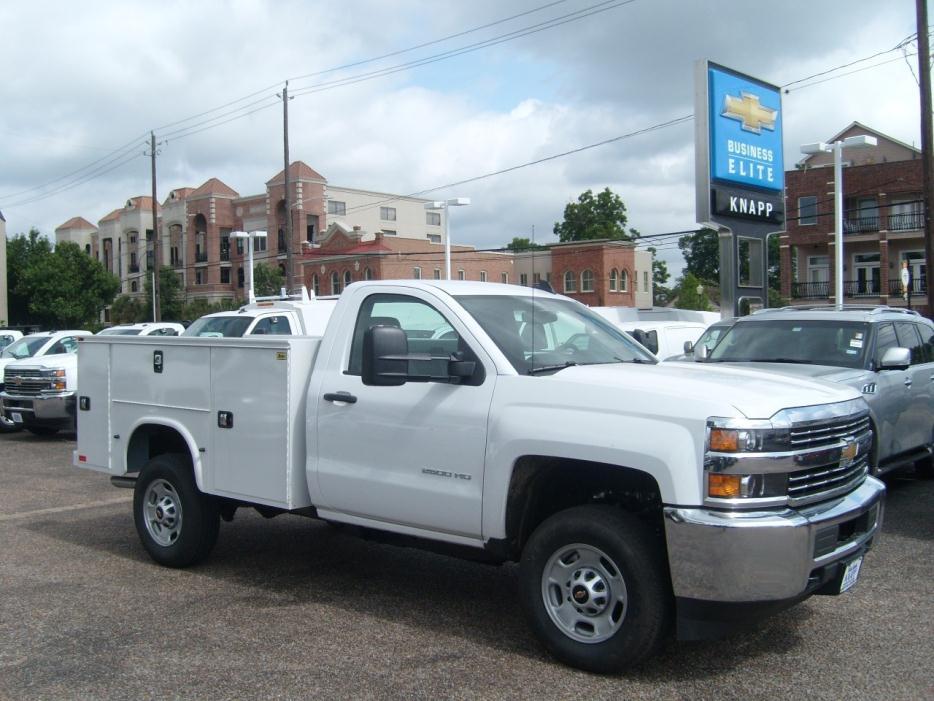 2016 Chevrolet C2500  Utility Truck - Service Truck