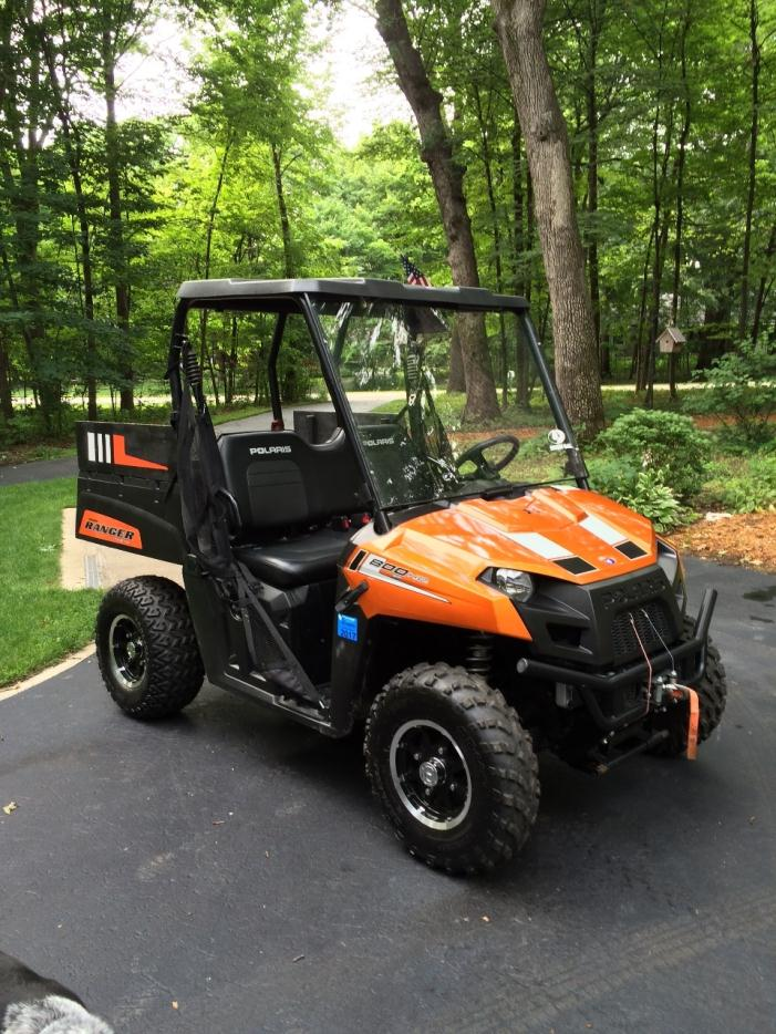 polaris ranger hd 800 motorcycles for sale in illinois. Black Bedroom Furniture Sets. Home Design Ideas