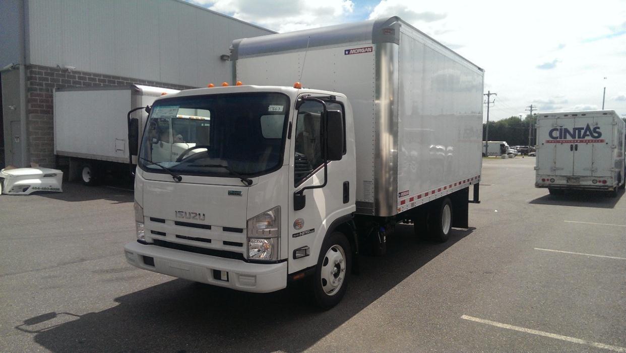 2015 Isuzu Npr Xd Dry Van