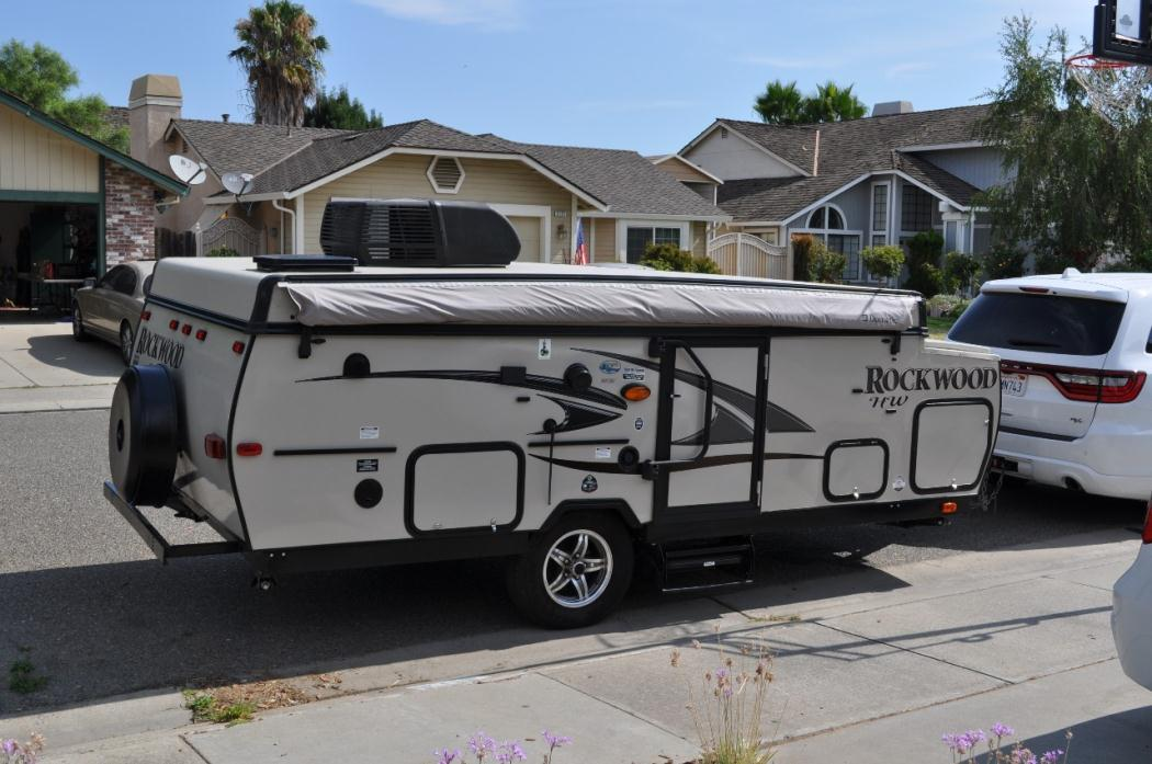 Forest River Rockwood High Wall Rvs For Sale