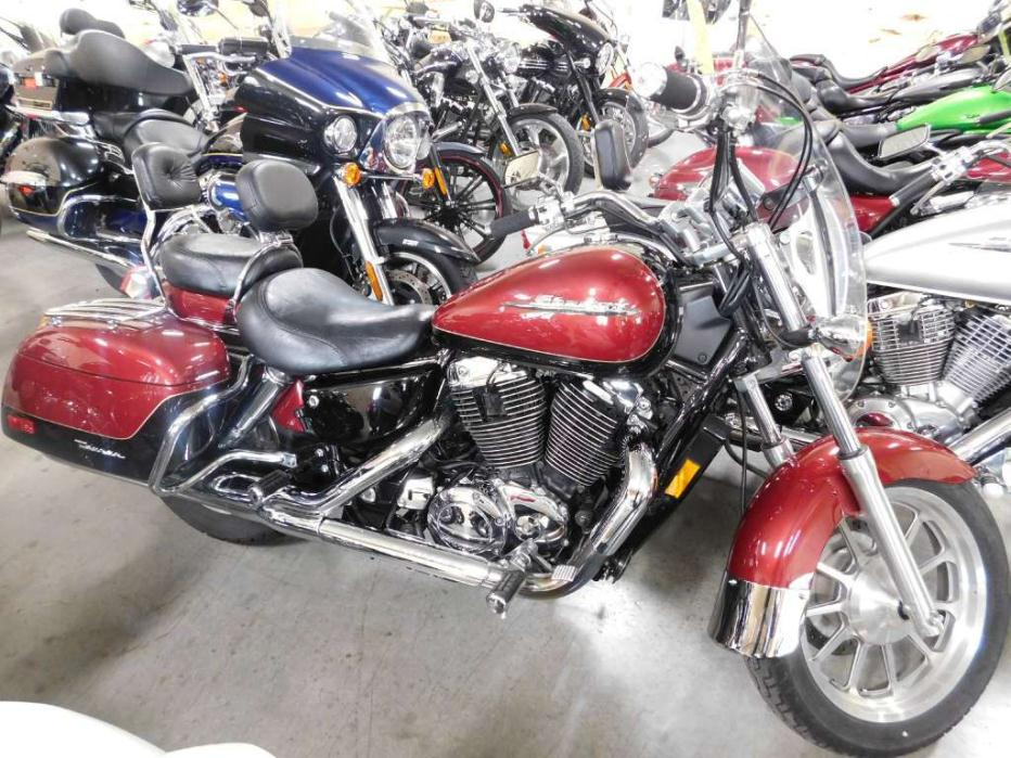 Honda Shadow 1100 Ace Tourer Motorcycles For Sale