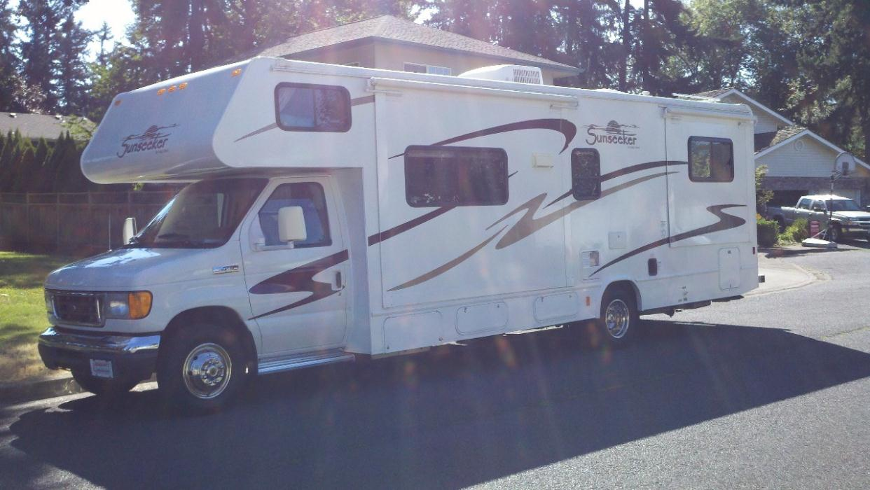 2006 Forest River Sunseeker Rvs For Sale