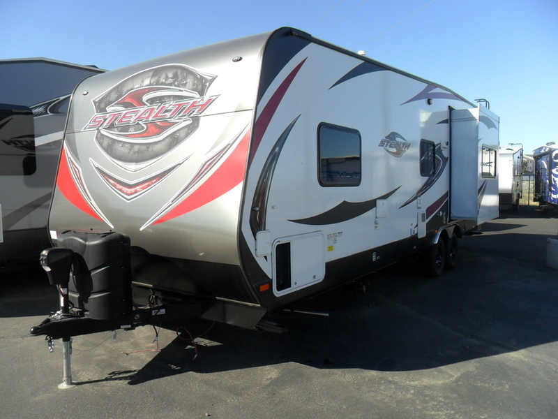 Forest River Stealth Toy Hauler 2715 RVs for sale