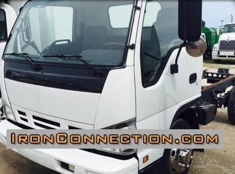2006 Isuzu Npr Cabover Truck - COE