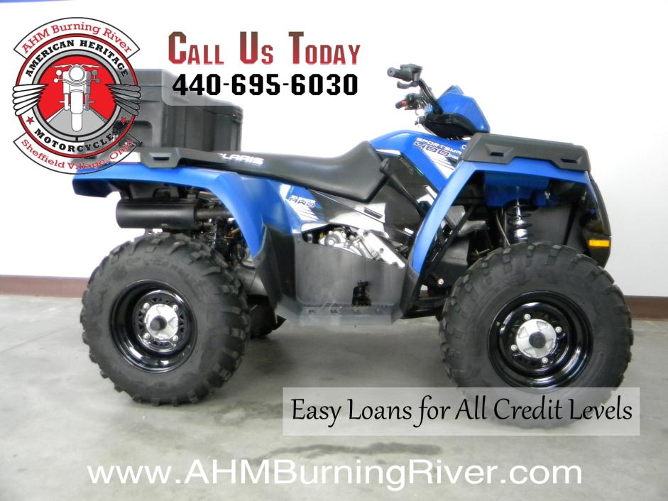 2014 Polaris Sportsman 400 H.O.