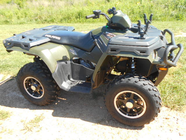 2011 Polaris Sportsman 500 Motorcycles for sale