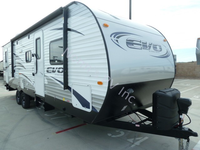 2016 Forest River Stealth Evo 2850