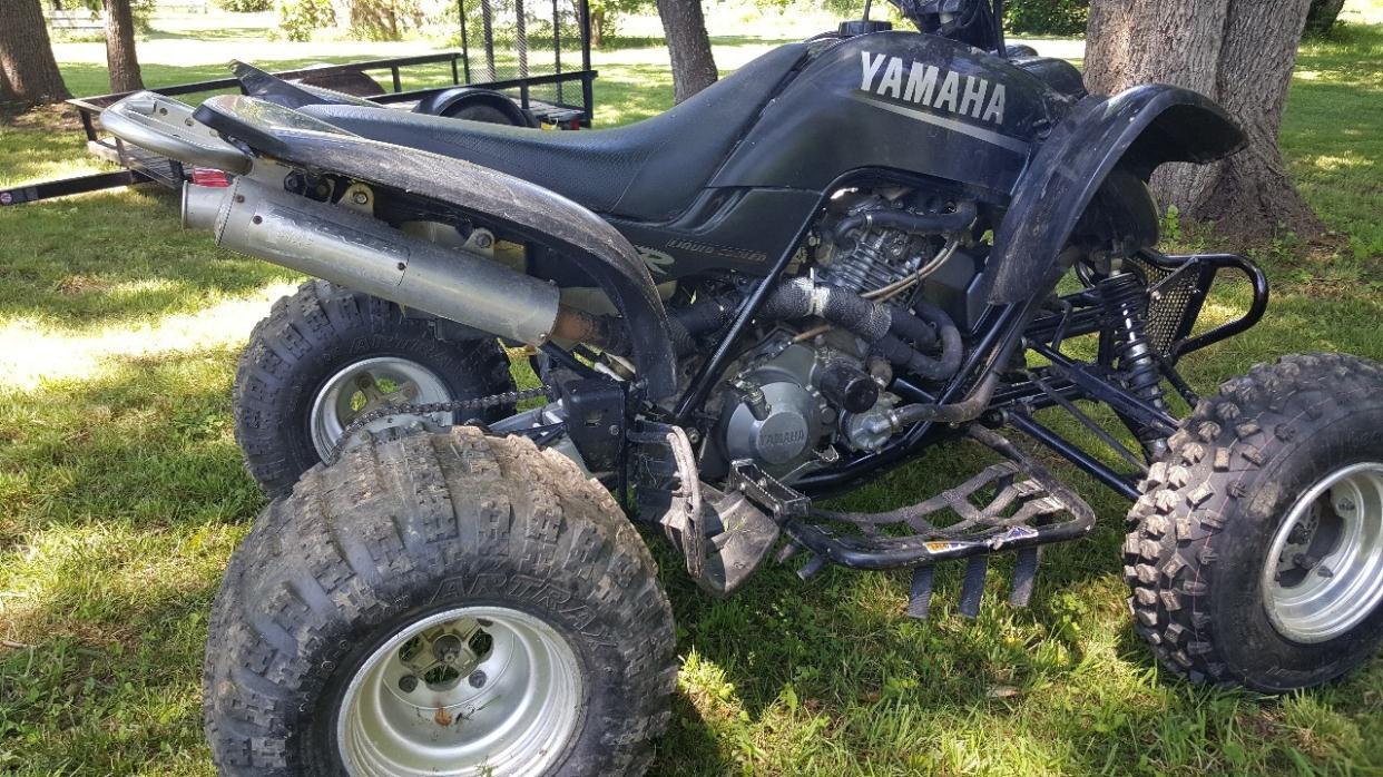 yamaha raptor 660 motorcycles for sale in delaware. Black Bedroom Furniture Sets. Home Design Ideas