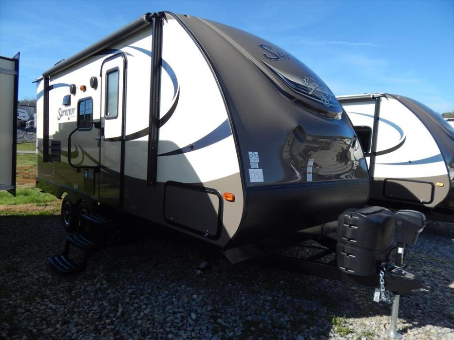 2016 Forest River Surveyor 200MBLE