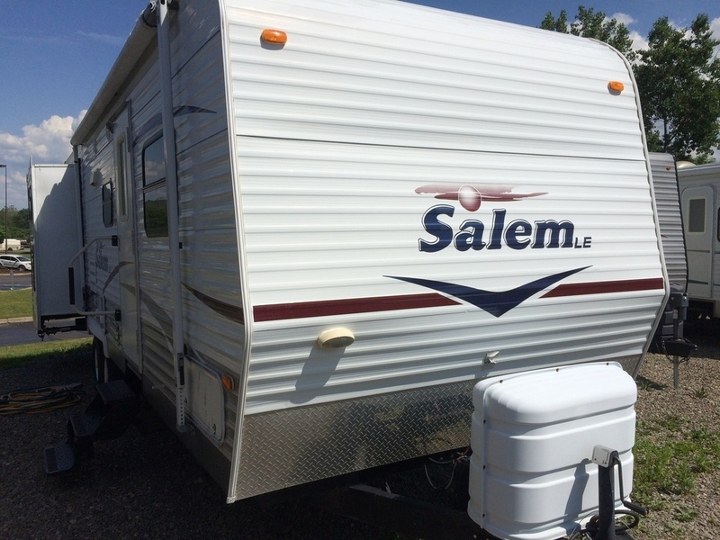 2007 Forest River Salem Salem LE 27BHBS