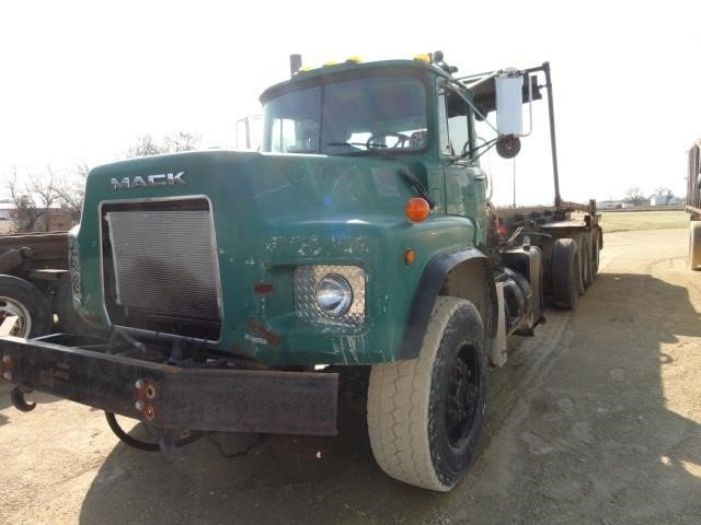 2001 Mack Rb688s Garbage Truck