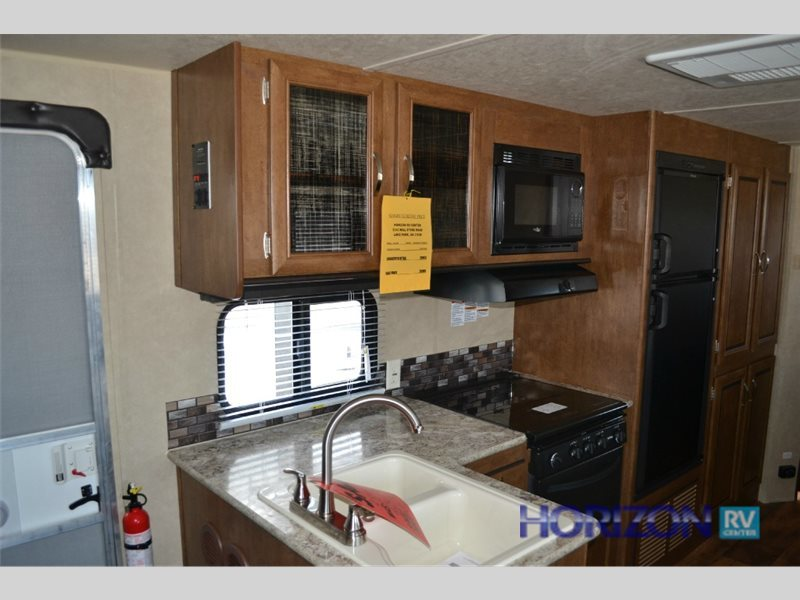 2017 Forest River Rv Salem Cruise Lite 263BHXL