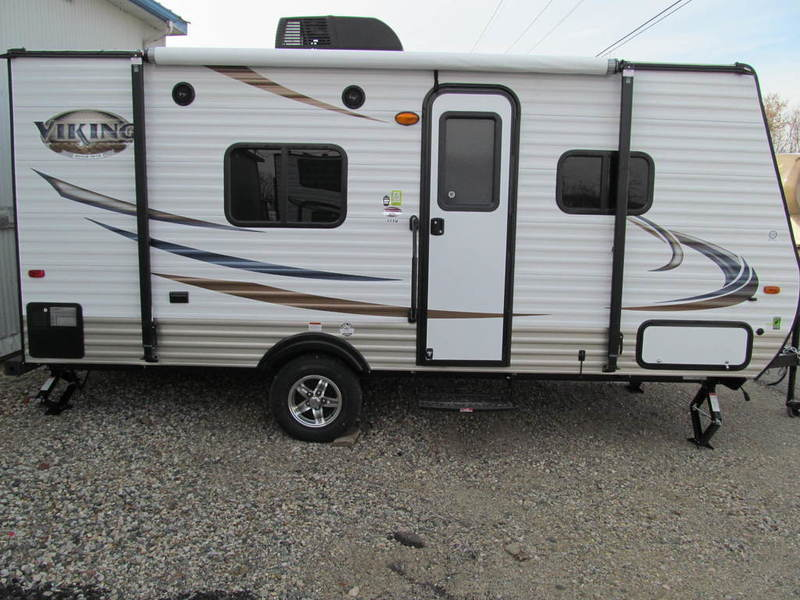 Forest River Viking 17fq Rvs For Sale