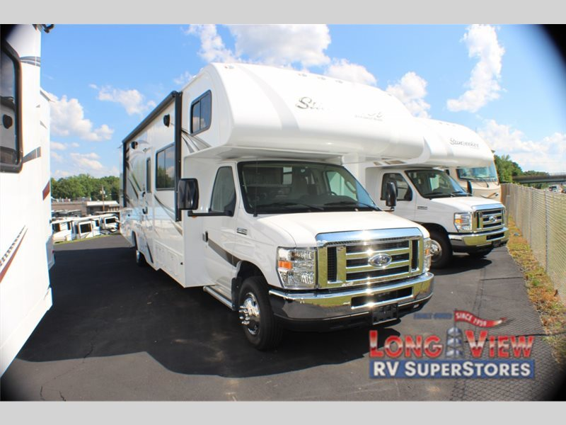 2017 Forest River Rv Sunseeker 3050S Ford