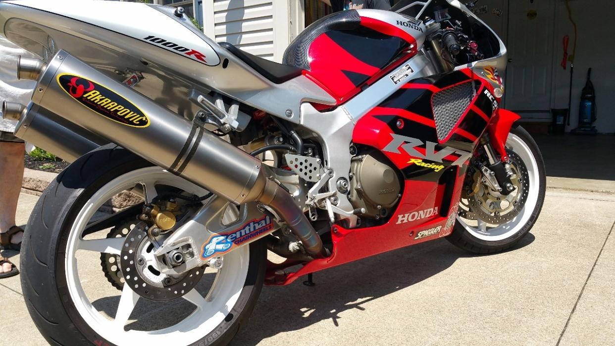 Rick Roush Honda Motorcycles >> Honda Rc motorcycles for sale in North Ridgeville, Ohio
