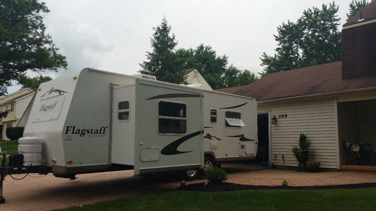 2006 Forest River Flagstaff Super Lite