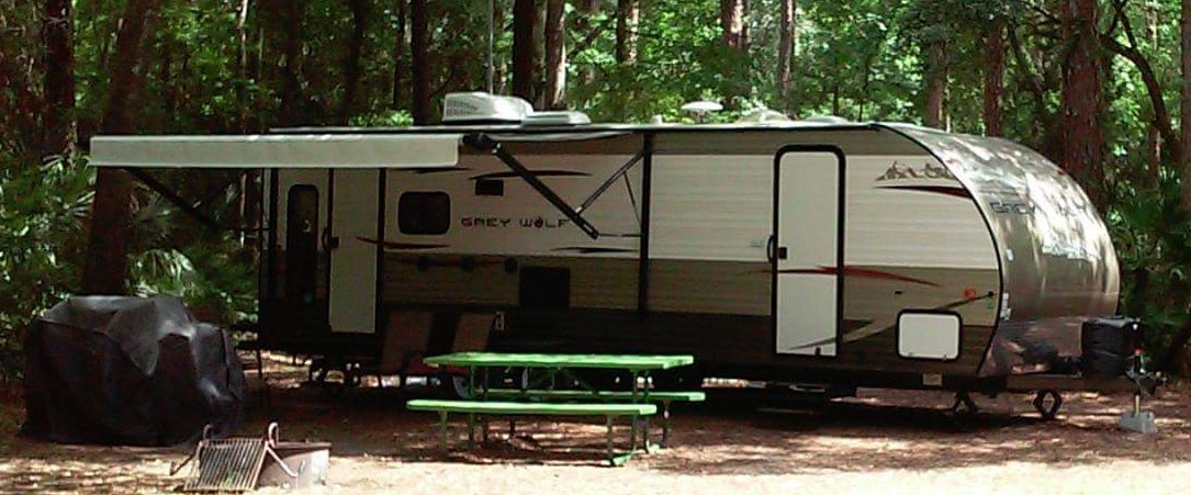 2014 Forest River Cherokee Grey Wolf 26RL