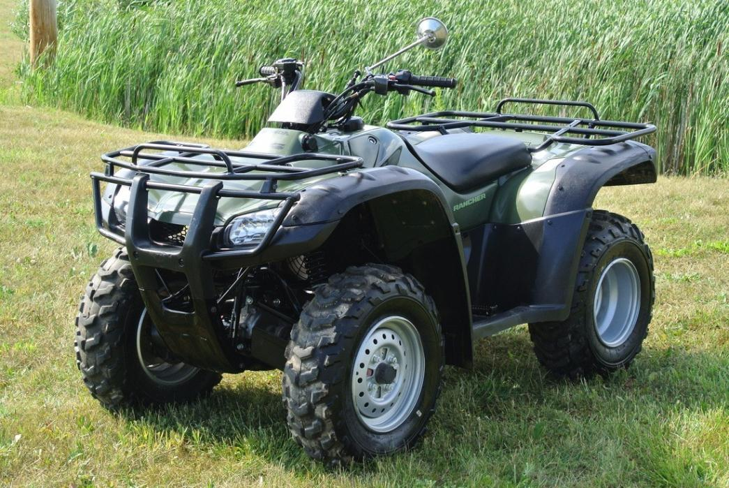2005 honda rancher motorcycles for sale. Black Bedroom Furniture Sets. Home Design Ideas