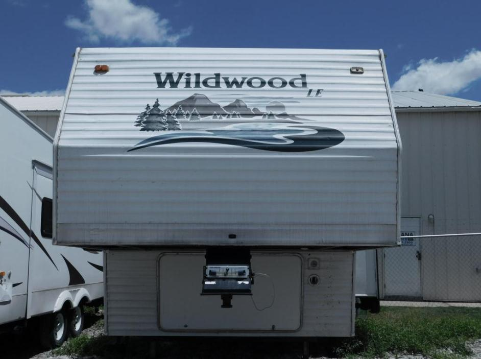 2004 Forest River Wildwood 29BHSS