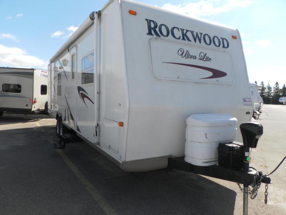 2007 Rockwood Ultra Lite Travel Trailer Rvs For Sale