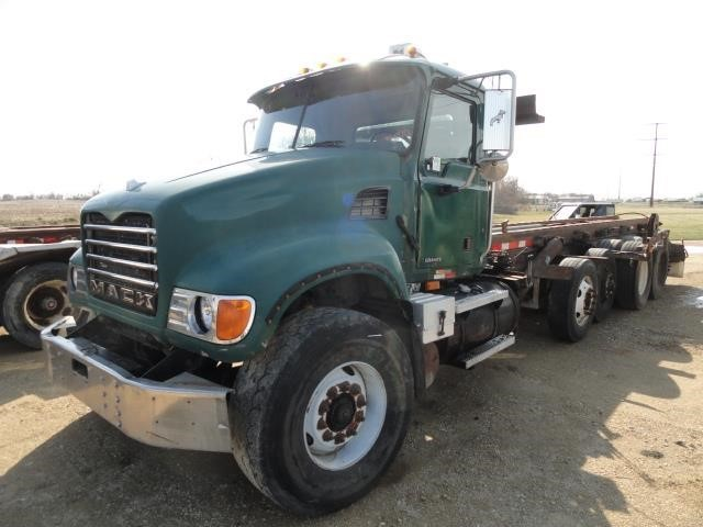 2003 Mack Granite Cv713 Garbage Truck
