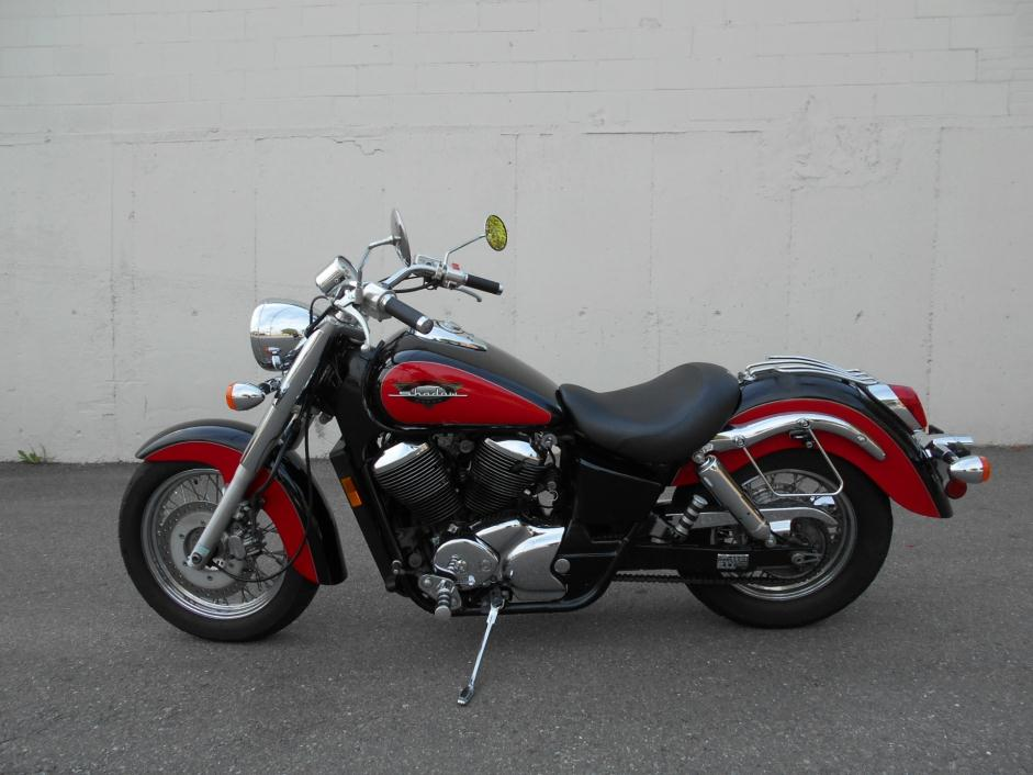 honda shadow ace motorcycles for sale in new hampshire