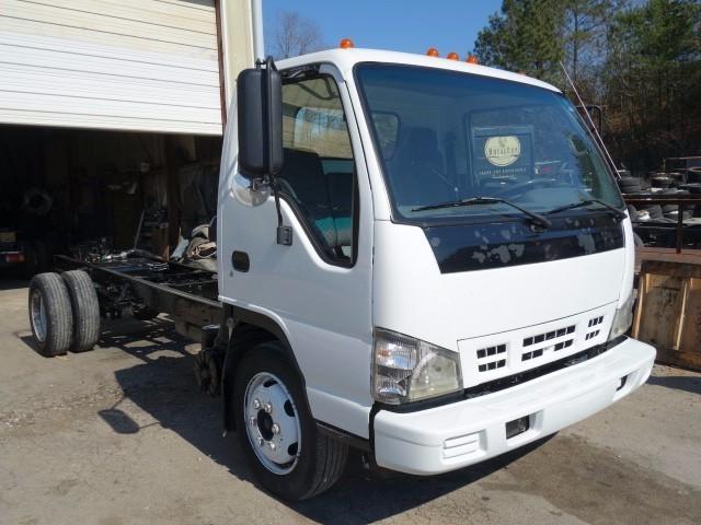 2007 Isuzu Nqr  Box Truck - Straight Truck