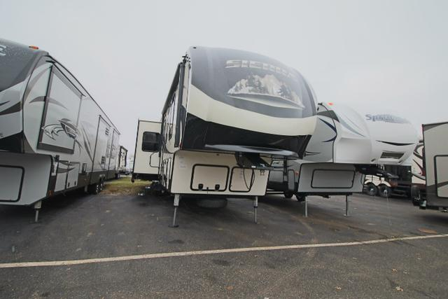 Forest River Sierra 387mkok Rvs For Sale