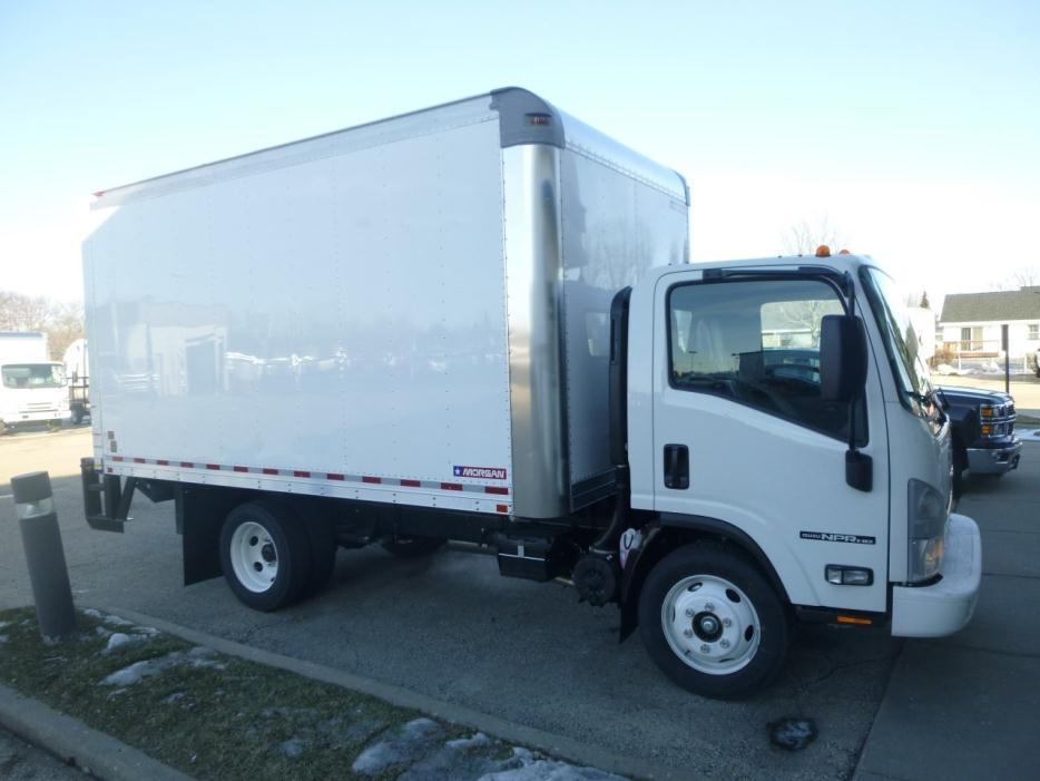 2016 Isuzu Npr Efi  Box Truck - Straight Truck
