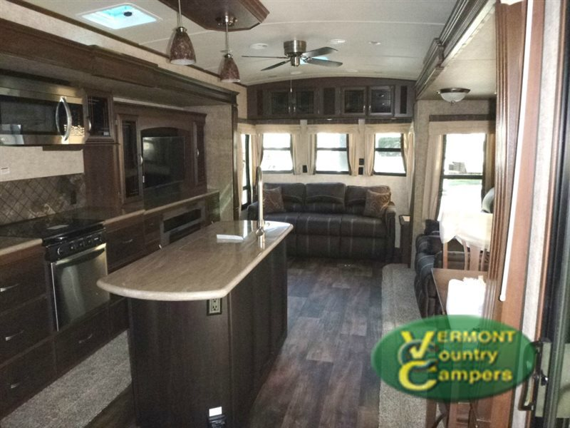 2016 Forest River Rv Sierra Destination Trailers 401FLX