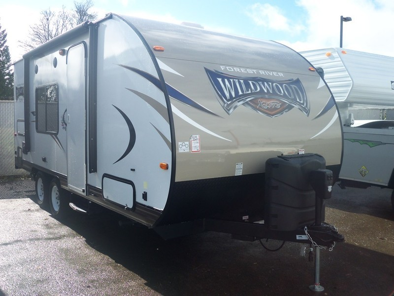 2016 Forest River Wildwood X-Lite 171RBXL