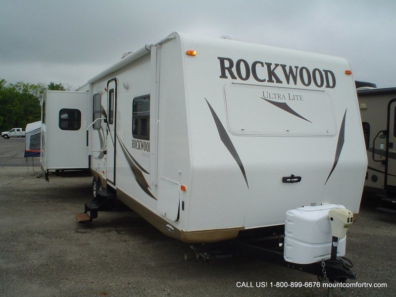 2013 Forest River Rockwood Ultra Lite 2703WS