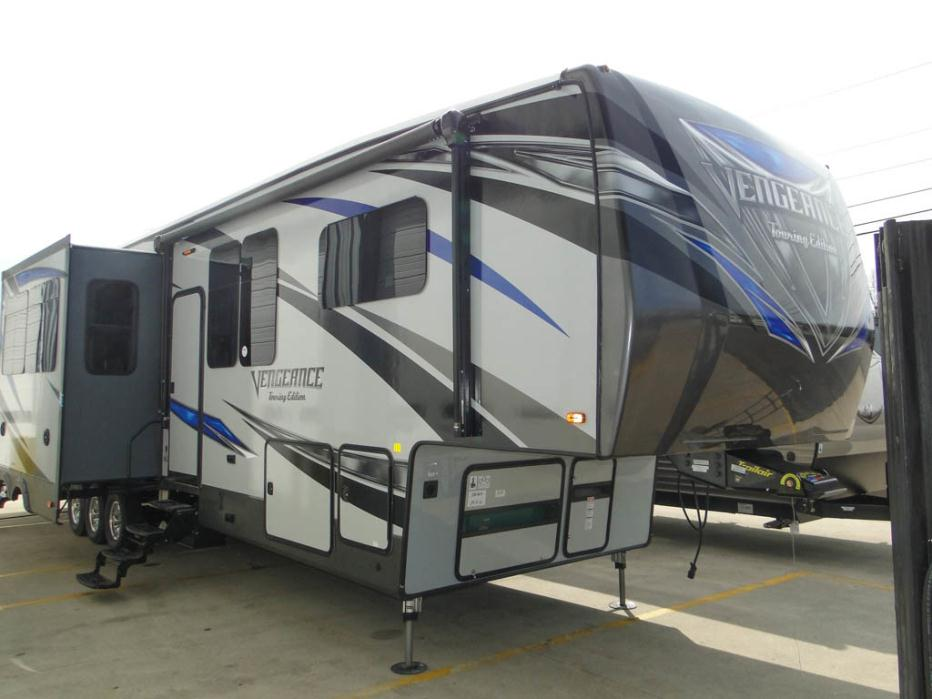 Forest River Vengeance Touring 39r12 Toy Hauler RVs for sale