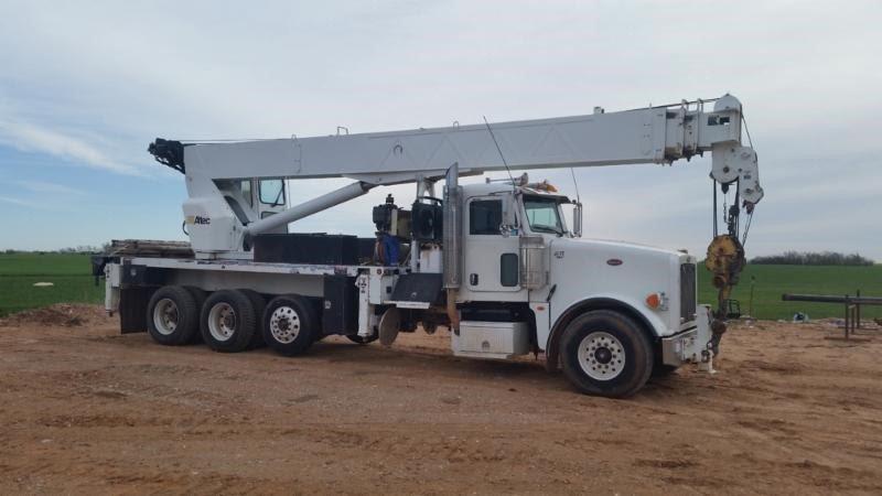 Crane Truck For Sale In Atlanta Georgia