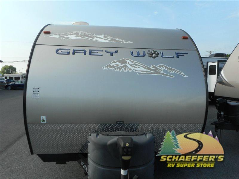2013 Forest River Rv Cherokee Grey Wolf 26RL