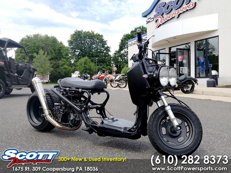 Honda Ruckus 2013 Motorcycles For Sale